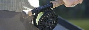 fly fishing reel