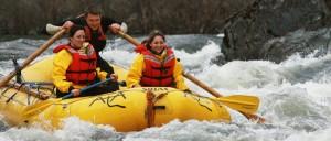 Klamath River Rafting Trip