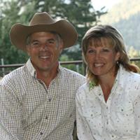Family run guest ranch